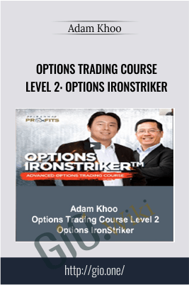 Options Trading Course Level 2: Options IronStriker