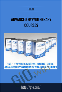 Advanced Hypnotherapy Courses - HMI
