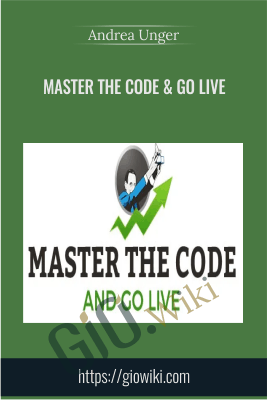 Master the Code & Go LIVE - Andrea Unger