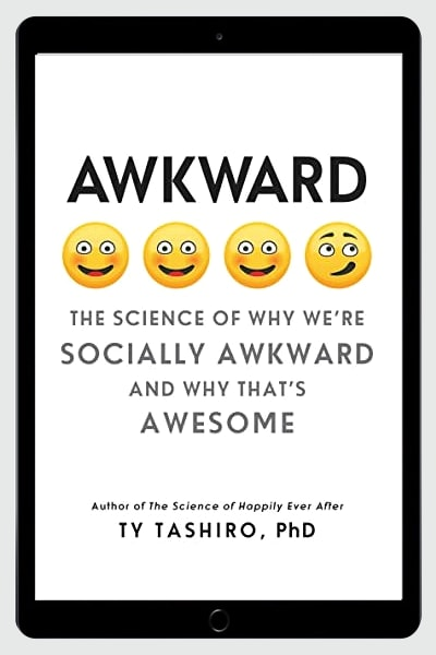 The Science of Why We're Socially Awkward and Why That's Awesome
