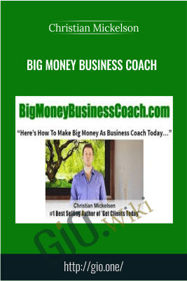 Big Money Business Coach – Christian Mickelson