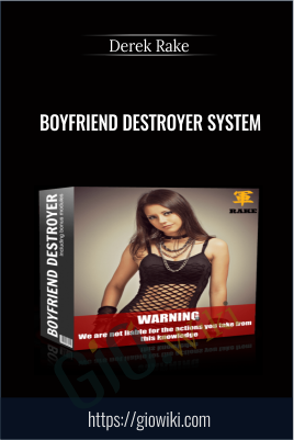 Boyfriend Destroyer System - Derek Rake