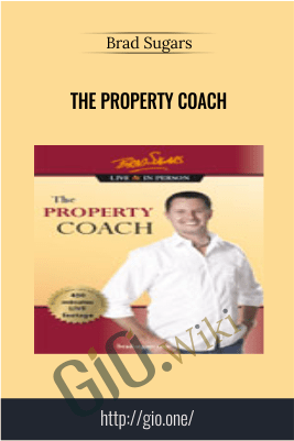The Property Coach – Brad Sugars