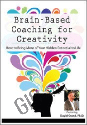 Brain-Based Coaching for Creativity: How to Bring More of Your Hidden Potential to Life - David Grand