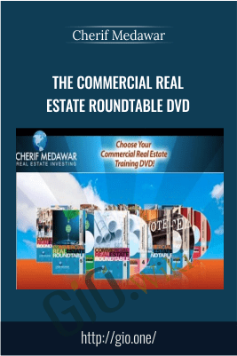 The Commercial Real Estate Roundtable DVD – Cherif Medawar