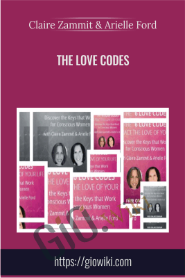 The Love Codes - Claire Zammit & Arielle Ford