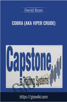Cobra (aka Viper Crude) - David Bean