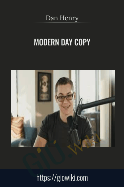 Modern Day Copy - Dan Henry