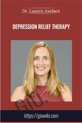 Depression Relief Therapy - Dr. Lauren Axelsen