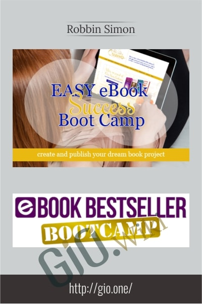 EASY eBook Success Bootcamp - Robbin Simon