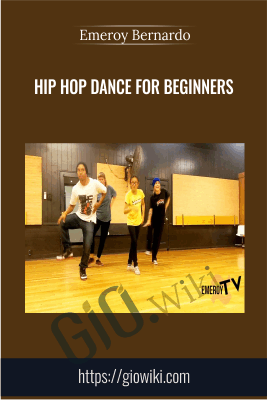 Hip Hop Dance For Beginners - Emeroy Bernardo