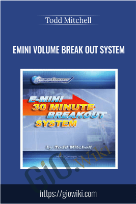 Emini Volume Break Out System – Todd Mitchell