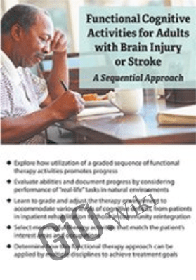 Functional Cognitive Activities for Adults with Brain Injury or Stroke - Rob Koch