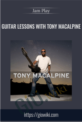 Guitar Lessons with Tony Macalpine - Jam Play