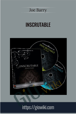 Inscrutable - Joe Barry