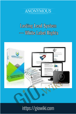 Lasting Lead System — White Label Rights