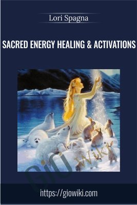 Sacred Energy Healing & Activations - Lori Spagna