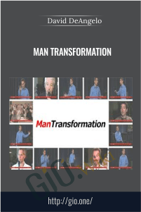 Man Transformation – David DeAngelo