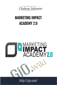 Marketing Impact Academy 2.0 – Chalene Johnson