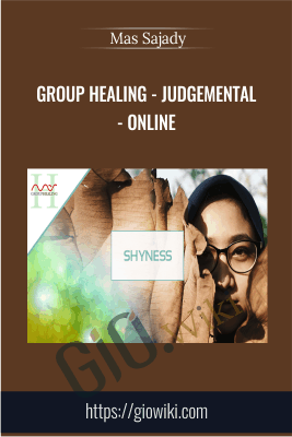 Group Healing - JudgeMENTAL - Online - Mas Sajady