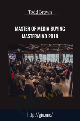 Master of media buying mastermind 2019