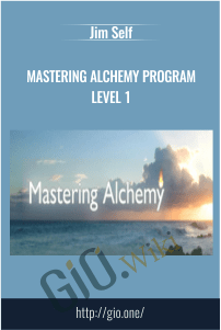 Mastering Alchemy Program Level 1 – Jim Self