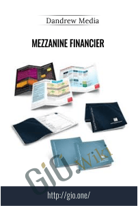 Mezzanine Financier – Dandrew Media