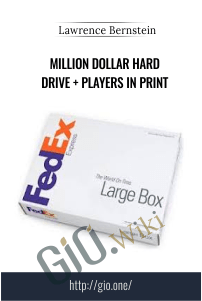 Million Dollar Hard Drive Players in Print – Lawrence Bernstein