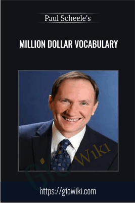 Million Dollar Vocabulary - Paul Scheele's