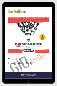 Multi-Unit Leadership DVD – Jim Sullivan