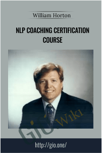 NLP Coaching Certification Course – Dr William Horton