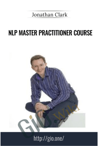 NLP Master Practitioner Course – Jonathan Clark