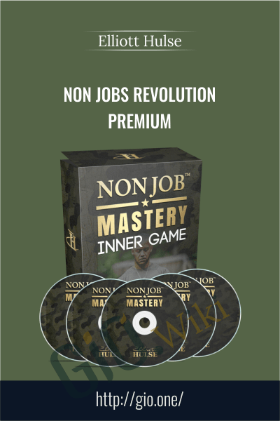 Non Jobs Revolution Premium - Elliott Hulse