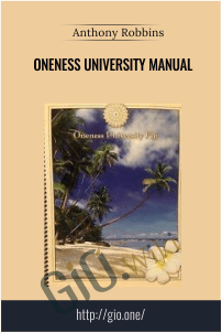 Oneness University Manual – Anthony Robbins