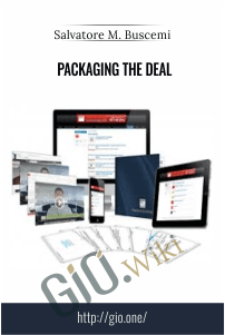 Packaging The Deal – Salvatore M. Buscemi