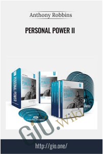 Personal Power II – Anthony Robbins