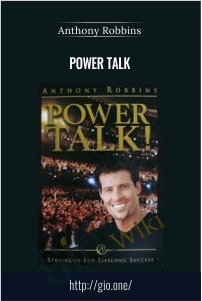 Power Talk – Anthony Robbins
