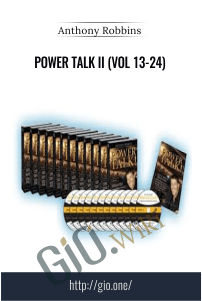 Power Talk II (vol 13-24) – Anthony Robbins