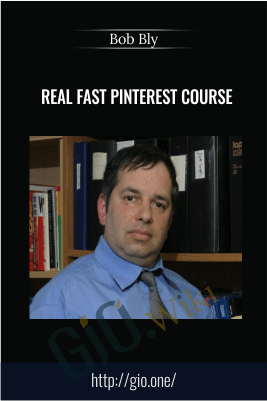Real Fast Pinterest Course – Bob Bly