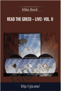 Read the Greed – LIVE!: Vol. II – Mike Reed