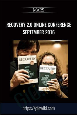 Recovery 2.0 Online Conference September 2016 - MARS