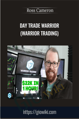 Day Trade Warrior (Warrior Trading) - Ross Cameron