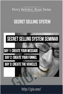 Secret Selling System – Perry Belcher, Ryan Deiss