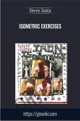 Isometric Exercises - Steve Justa