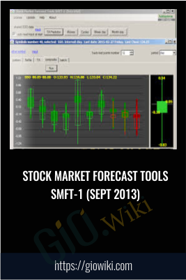 Stock Market Forecast Tools SMFT-1 (Sept 2013)