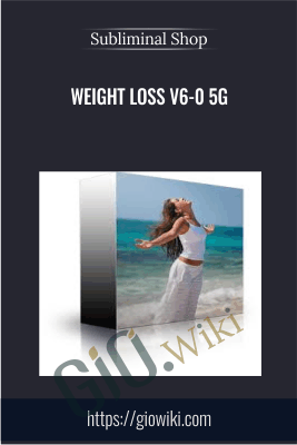 Weight Loss V6-0 5G - Subliminal Shop