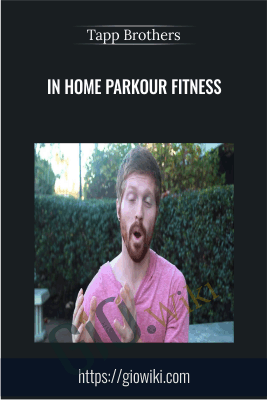 In Home Parkour Fitness - Tapp Brothers