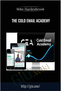 The Cold Email Academy – Mike Hardenbrook