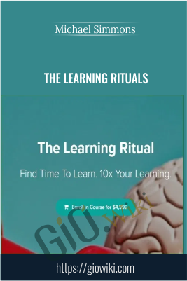 The Learning Ritual - Michael Simmons