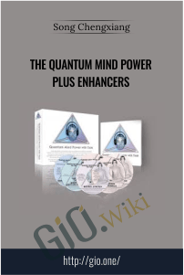 The Quantum Mind Power plus Enhancers – Song Chengxiang